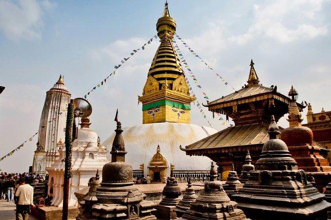 Half-Day Kathmandu City and Swoyambhunath Sightseeing Tour