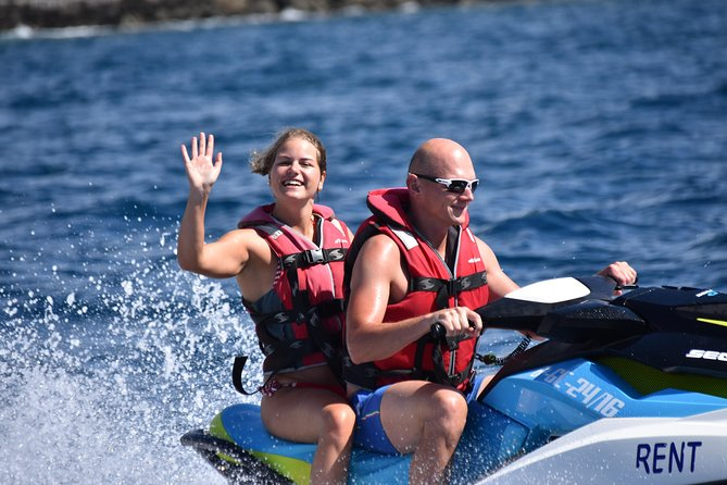 Jet Ski Safari from Anfi Beach