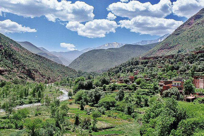Group shared day tour to Ourika valley & Atlas Mountains photo 7