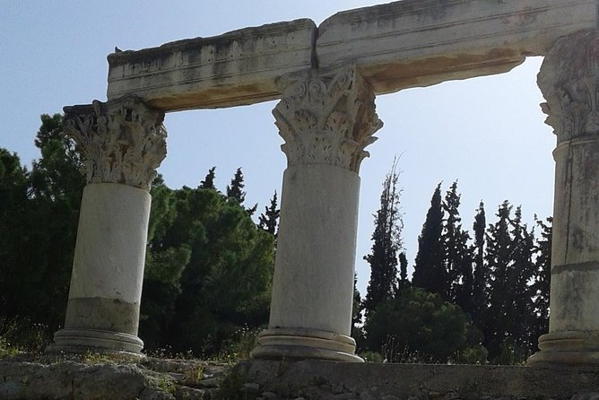 Half day Christian tour Ancient Corinth