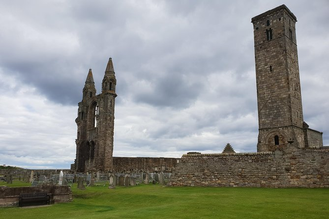 St Andrews Private Day Tour from Edinburgh