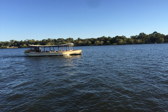 Zambezi Sunset Cruise from Victoria Falls