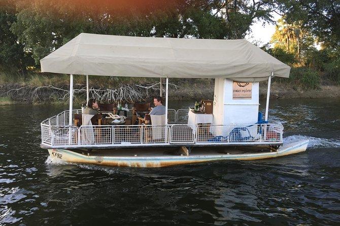 Zambezi Sunset Cruise from Victoria Falls