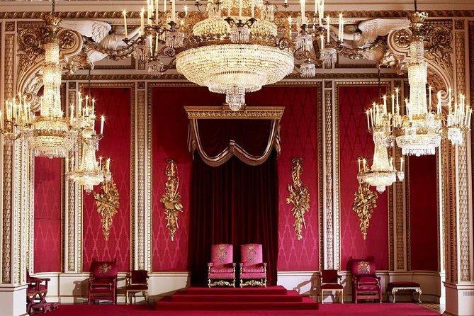 Volle königliche Tour: Royal London & Buckingham Palace Tour