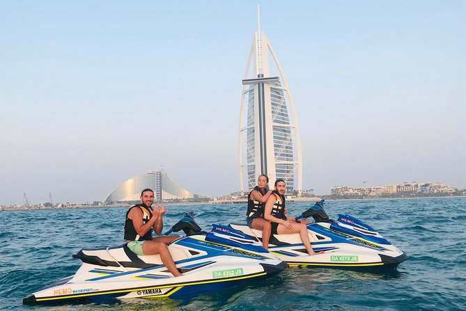30-Minute Jet Ski Tour of Dubai: Burj Al Arab