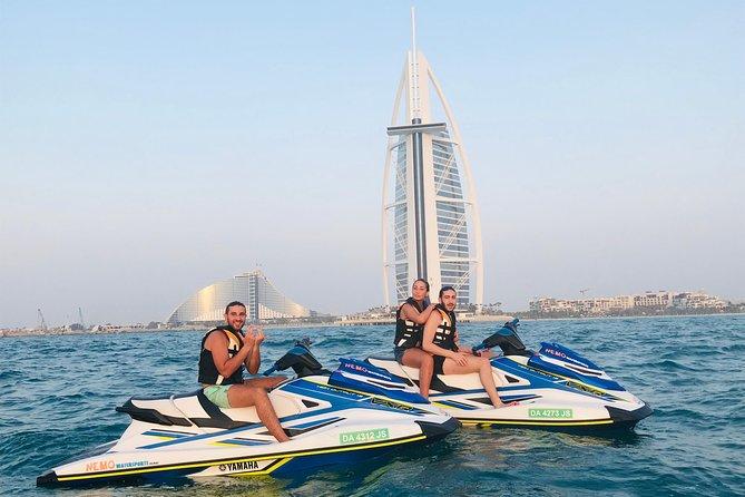 Jetskitour van 30 minuten in Dubai