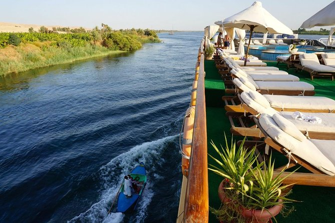 5-Day Nile Cruise from Luxor to Aswan