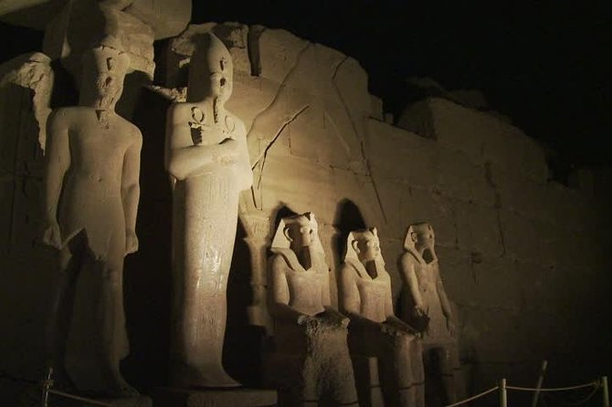 Luxor Sound and Light Show at Karnak Temple photo 1