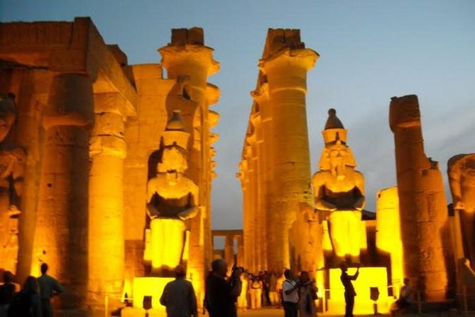 Luxor Sound and Light Show at Karnak Temple photo 7
