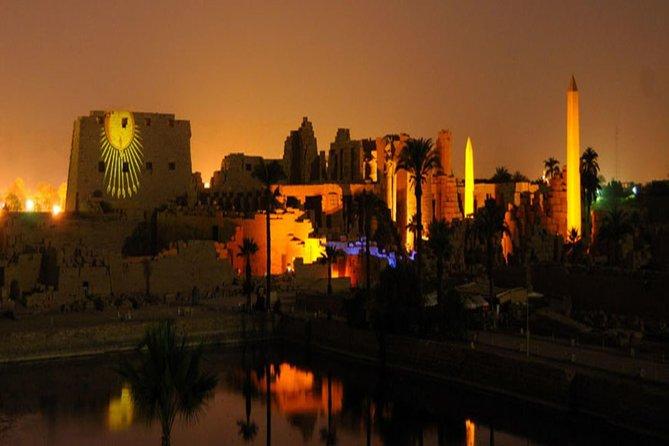 Luxor Sound and Light Show at Karnak Temple photo 10