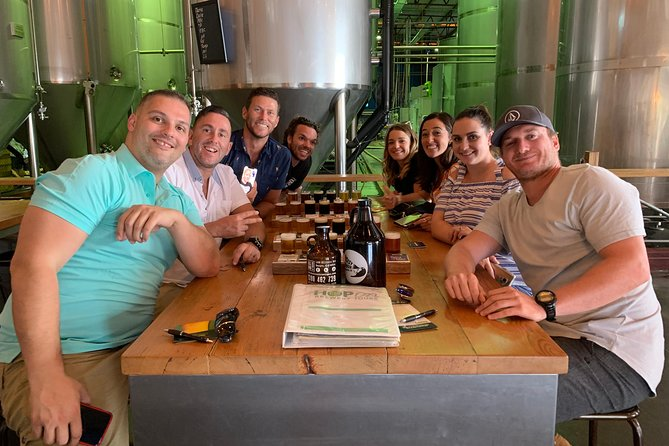 Half-Day Gold Coast Brewery Tour