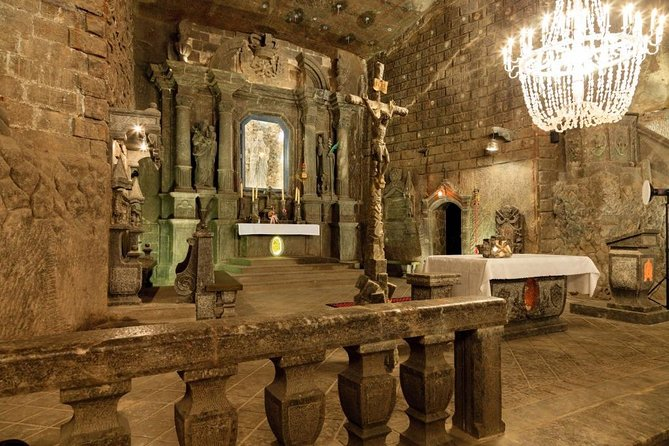 Salt Mine Chapel