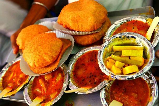 Breakfast Walk in Old Delhi