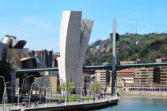 グッゲンハイム美術館とビルバオのプライベートウォーキングツアー