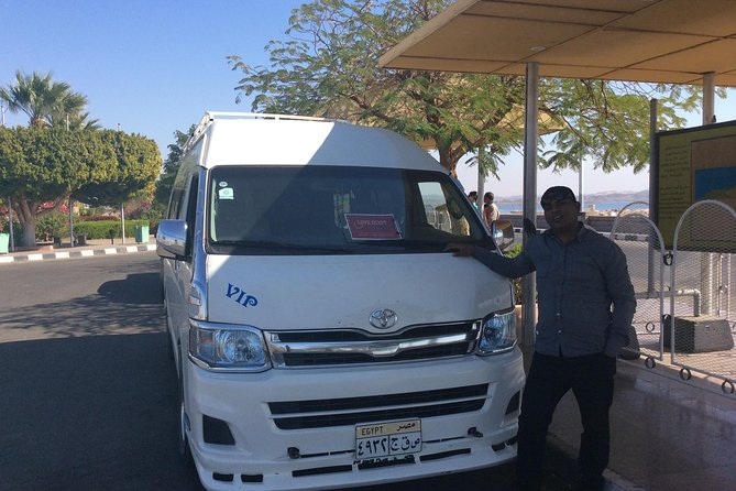 Transfer from Luxor to Hurghada