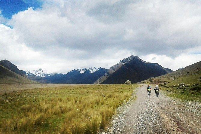 Halfdaagse Pachacamac Mountain Bike Tour vanuit Lima