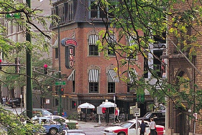 The Original Pizzeria UNO: Cocina de plato hondo con almuerzo en Chicago