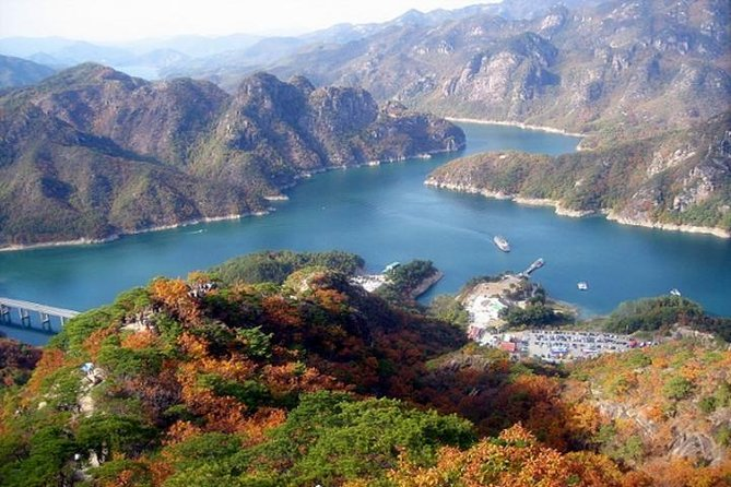 Private Day Trip to Danyang and Chungju Lake from Seoul Including Lunch