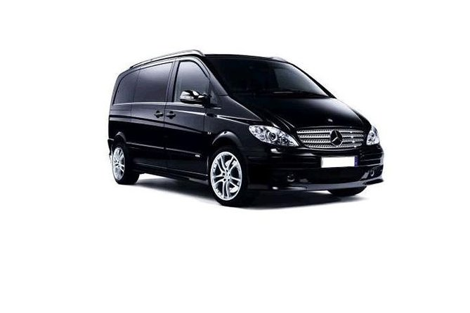 Fiumicino Airport Arrivals only Private Transfer passing by the Colosseum