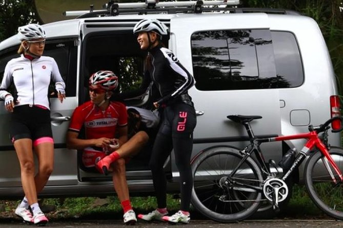 Cycling: Taiwan King of Mountain(KoM) Challenge