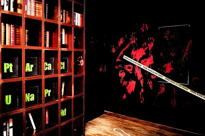 Xcape Singapore 5D Real Room Escape