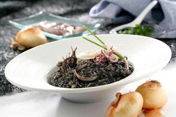 マドリードの地中海料理教室