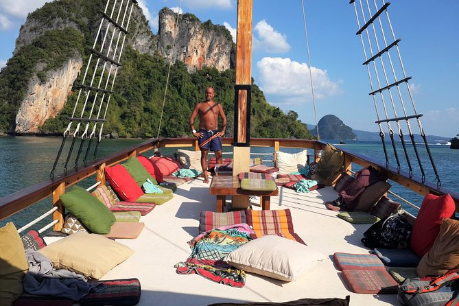 Phi Phi Sea Sun and Fun Day Cruise from Phuket Including Buffet Lunch