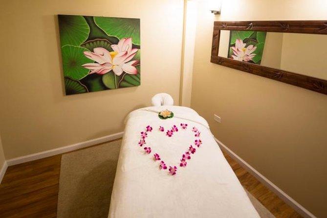 Thai Massage + Hot Compress Combination