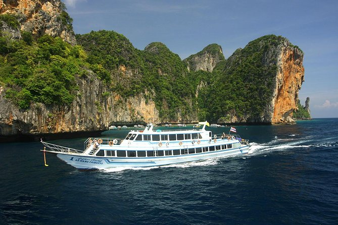 Koh Lanta to Railay Beach by Ao Nang Princess Ferry