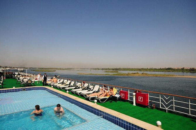 Luxor Nile Cruise Tours 5 Days photo 2