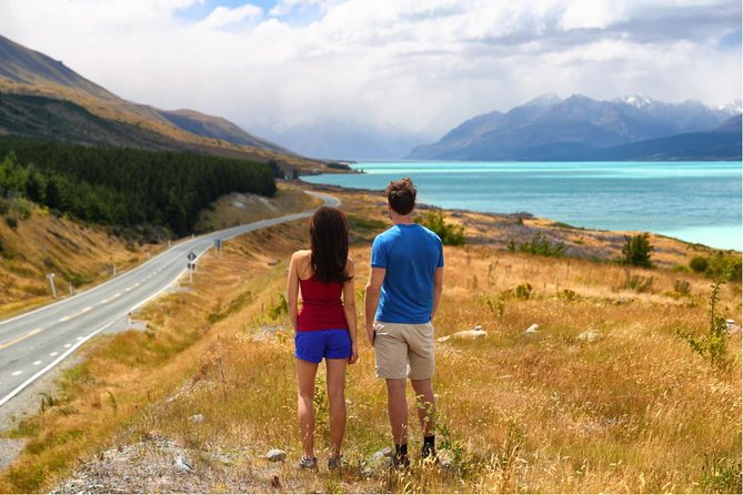 Christchurch to Mount Cook Day Tour - One-Way