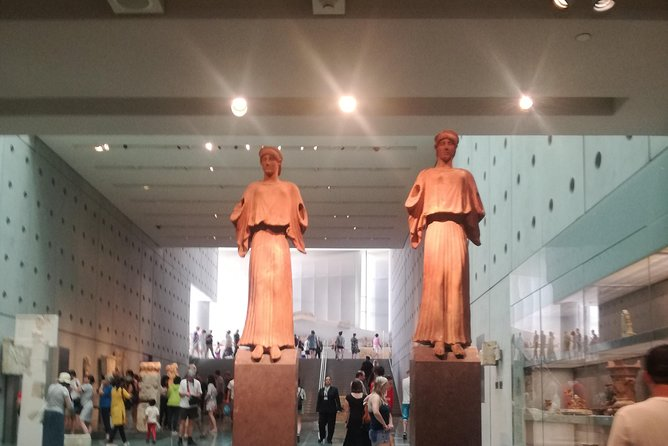 Skip the Line: Admission Ticket for Acropolis Museum photo 12