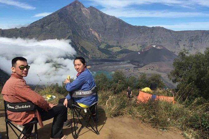 Trekking Rinjani Volcano To Crater Rim Senaru 2D-1N Private - Syam Trekker