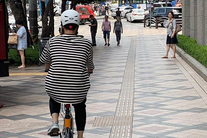 3 Hours Central Seoul Riding Tour with E-Bikes photo 6