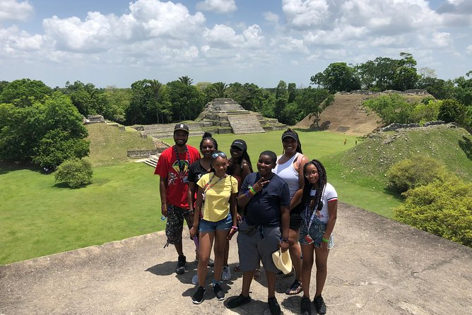 Altun Ha Mayan Ruins & Zipline Tour from Belize City All Inclusive