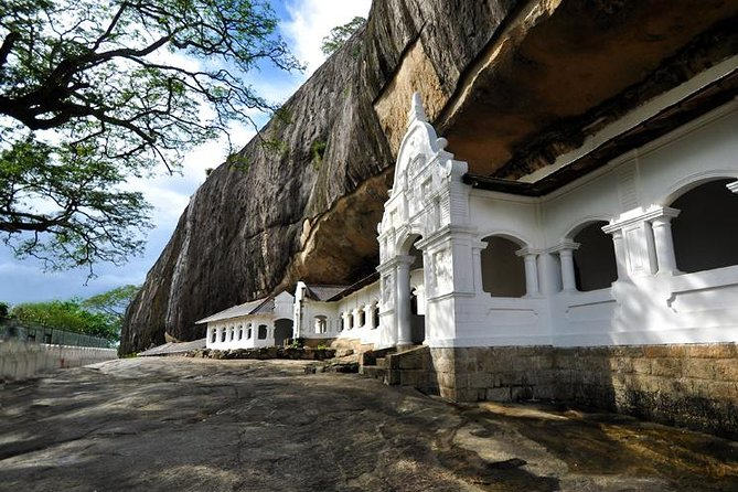 City tour Sigiriya And Dambulla