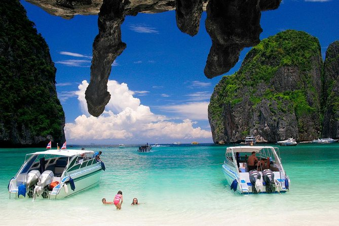 Phi Phi & Khai Island by Speed Boat photo 10