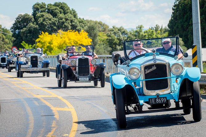 Napier Highlights by Open Top Vintage Car