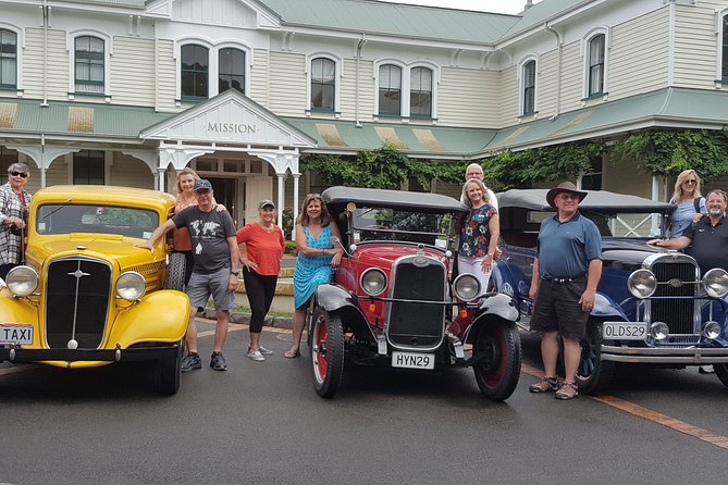 Napier Highlights by Open Top Vintage Car (Closed cars available)