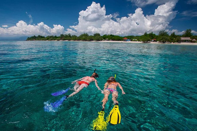 The Tiny, Unspoiled Gili Islands off Lombok