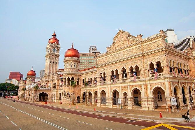 Kuala Lumpur Private Chauffeur-Driven Tour