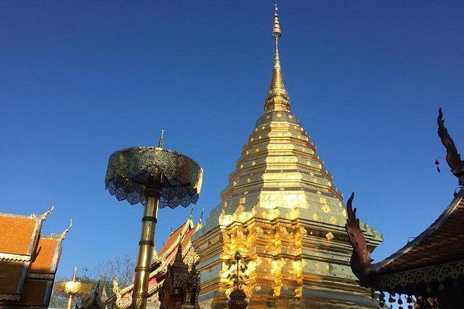 Private : Chiang Mai Doi Suthep Temple & Karen Long Neck Villages Day Tour