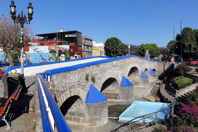 "Tour ""Puebla tells its legends"""