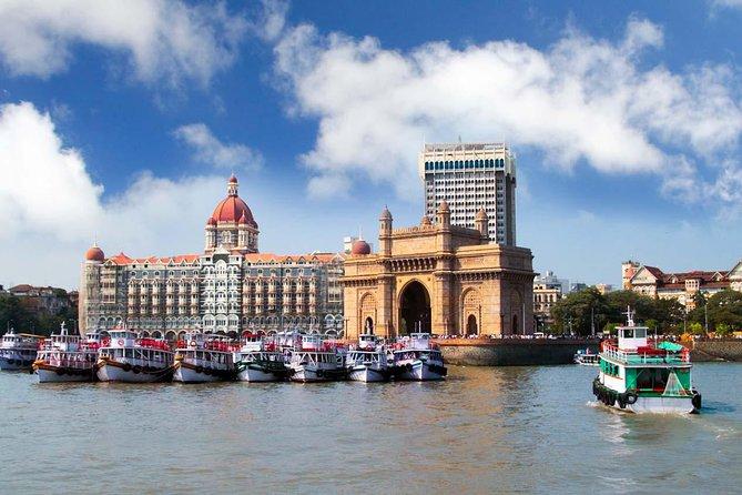 Excursão turística privada pela cidade de Mumbai de dia inteiro