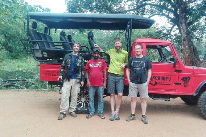 Udawalawe safari from Ella