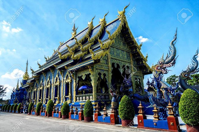 Historic Chiang Rai Temples Tour From Chiang Mai [ Small Group ]