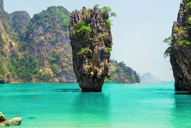 James Bond Island & Phang Nga Bay with Canoeing By Big Boat From Phuket