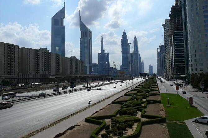 Half Day Dubai City Tour on Sharing