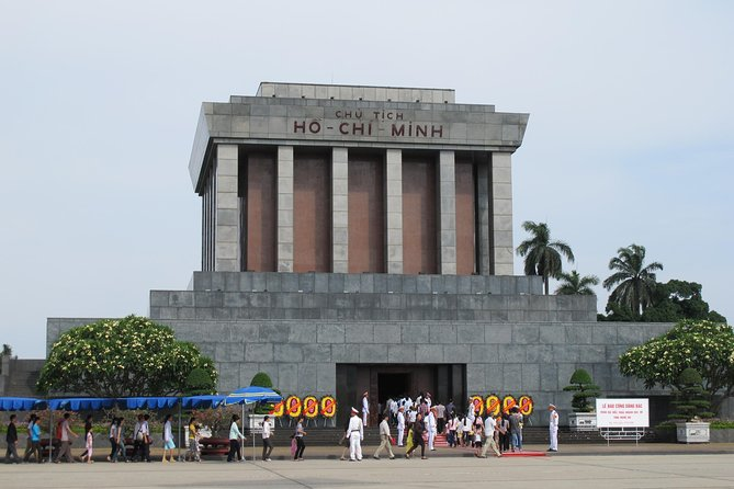 Private Full Day Ha Noi City Shore Excursion with Local Guide