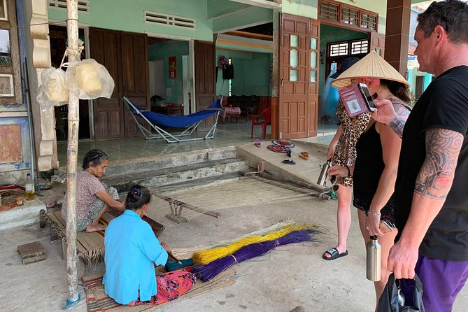Cocopalm Forest To A Craft Village